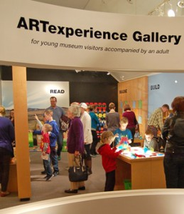 art experience gallery